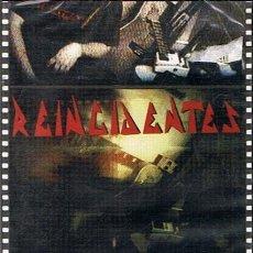 Vídeos y DVD Musicales: DVD REINCIDENTES INCODIFICADO (PRECINTADO). Lote 49910088
