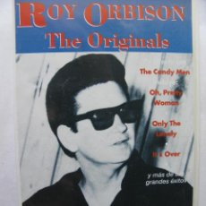 Vídeos y DVD Musicales: ROY ORBISON. THE ORIGINALS. VHS MUSICAL. VCV 2061. MADE IN SPAIN. 1989.. Lote 50440953