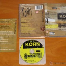 Vídeos y DVD Musicales: KORN - DEUCE - DVD. Lote 50457242