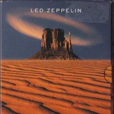 Vídeos y DVD Musicales: LED ZEPPELIN - LED ZEPPELIN - 2 DVDS BOX SET. Lote 50567167