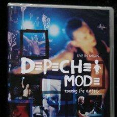 Vídeos y DVD Musicales: DEPECHE MODE - LIVE IN MILAN - TOURING THE ANGEL - PRECINTADO. Lote 50854792