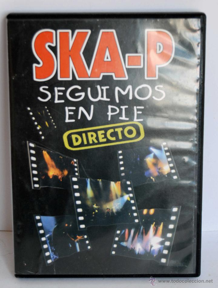 ska-p seguimos en pie dvd