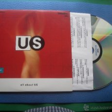 Vídeos y DVD Musicales: PETER GABRIEL US LASER DISC ALEMANIA 1993 PDELUXE. Lote 51163300