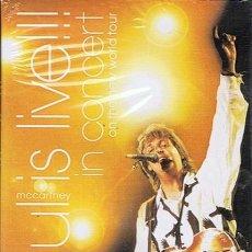 Vídeos y DVD Musicales: DVD PAUL IS LIVE!! IN CONCERT (PRECINTADO). Lote 51420557