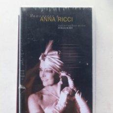 Vídeos y DVD Musicales: VHS - HOMENATGE A ANNA RICCI - CONCIERTO CELEBRADO EN EL LICEO 2001 - LICEU - ÓPERA NUEVO A ESTRENAR. Lote 52297603