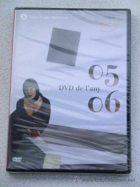 DVD - TEMPORADA OPERA LICEU / LICEO BARCELONA - DVD DE L'ANY / DEL AÑO - 2005 - 2006 - PRECINTADO (Música - Videos y DVD Musicales)