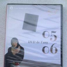 Vídeos y DVD Musicales: DVD - TEMPORADA OPERA LICEU / LICEO BARCELONA - DVD DE L'ANY / DEL AÑO - 2005 - 2006 - PRECINTADO. Lote 52298644