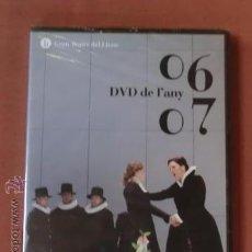 Vídeos y DVD Musicales: DVD - TEMPORADA OPERA LICEU / LICEO BARCELONA - DVD DE L'ANY / DEL AÑO - 2006 - 2007 - PRECINTADO. Lote 52298666
