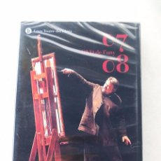 Vídeos y DVD Musicales: DVD - TEMPORADA OPERA LICEU / LICEO BARCELONA - DVD DE L'ANY / DEL AÑO - 2007 - 2008 - PRECINTADO. Lote 52298699