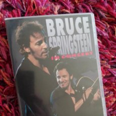 Vídeos y DVD Musicales: DVD BRUCE SPRINGSTEEN IN CONCERT MTV COLUMBIA MUSIC VIDEO ** SEMINUEVO **. Lote 52937708