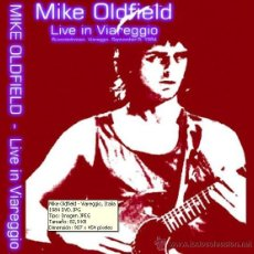 Vídeos y DVD Musicales: MIKE OLDFIELD - VIAREGGIO, ITALY - 8 SEPTEMBER1984 (DVD). Lote 194724610