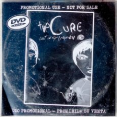 Vídeos y DVD Musicales: THE CURE - LOST IN THE LABYRINTH (L. VISION, LM278, DVD, NTSC, UNOFFICIAL RELEASE, STEREO, US, 2006). Lote 53299627