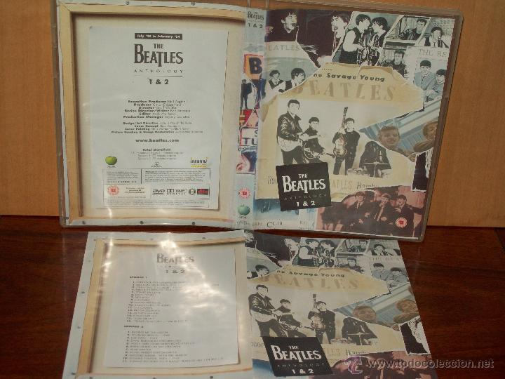 THE BEATLES - ANTHOLOGY 1 & 2 - DVD
