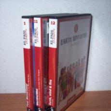 Vídeos y DVD Musicales: LOTE DE DVD (EL PAIS EN CONCIERTO)-PAUL MCCARTNEY / WET WET WET / EARTH,WIND & FIRE. Lote 53571312