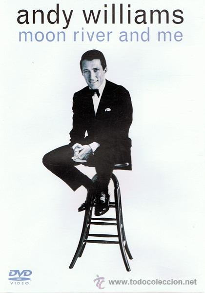 DVD ANDY WILLIAMS ¨MOON RIVER AND ME¨ (Música - Videos y DVD Musicales)