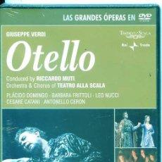 Vídeos e DVD Musicais: OTELLO (GIUSEPPE VERDI) DVD. Lote 54168825