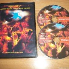 Vídeos e DVD Musicais: TANGERINE DREAM ROCKING OUT THE BATS DVD - BLU-RAY DESCATALOGADO. Lote 208782881