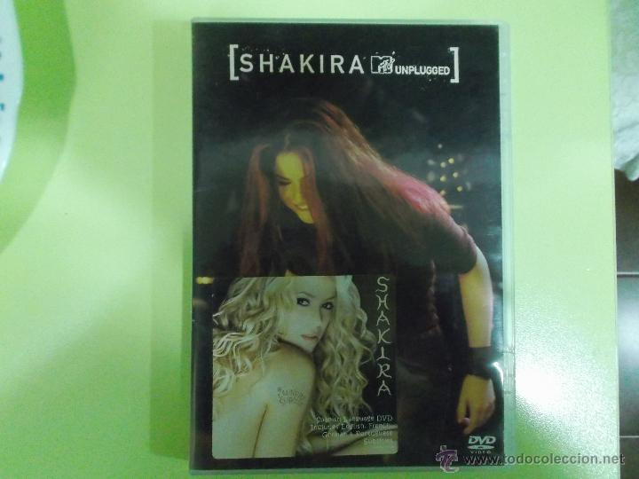 SHAKIRA MTV ANPLUGGED - 2002 SONY MUSIC (Música - Videos y DVD Musicales)