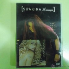 Vídeos y DVD Musicales: SHAKIRA MTV ANPLUGGED - 2002 SONY MUSIC. Lote 54470270