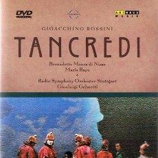 Vídeos y DVD Musicales: DVD TANCREDI ROSSINI . Lote 54487333