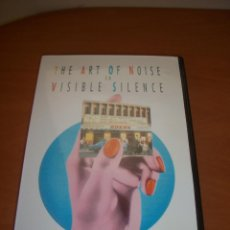 Vídeos y DVD Musicales: ART OF NOISE DVD - IN VISIBLE SILENCE. Lote 54551518