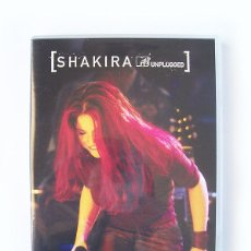 Vídeos y DVD Musicales: SHAKIRA - MTV UNPLUGGED ( DVD ). Lote 54783995