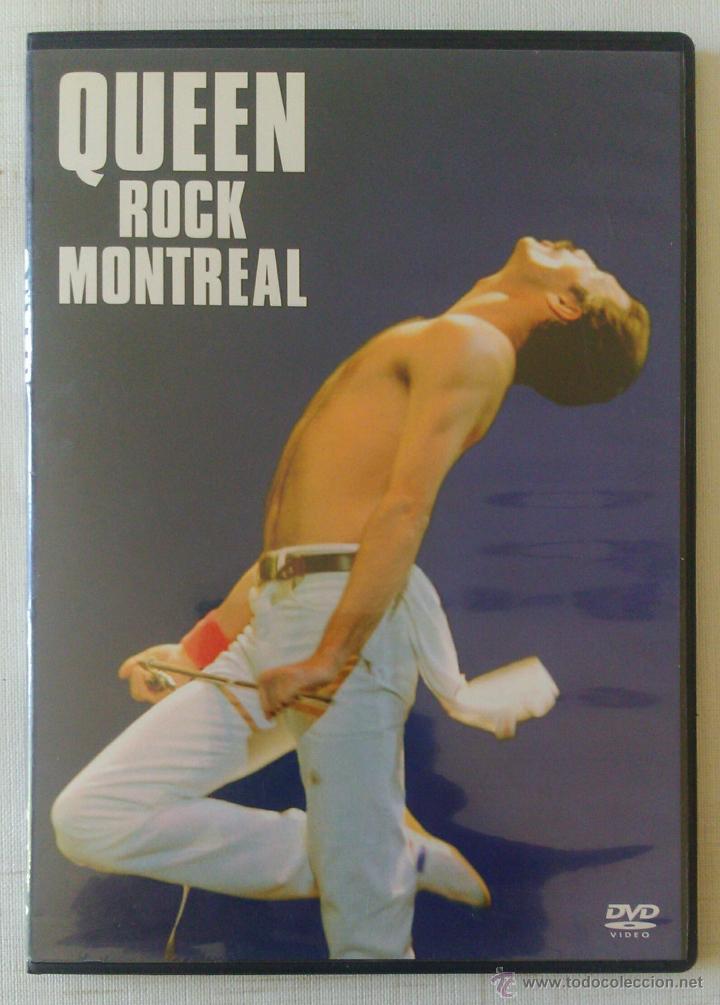 QUEEN ROCK MONTREAL ** DVD MUSICA ROCK INTERNACIONAL ** (Música - Videos y DVD Musicales)