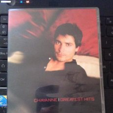 Vídeos y DVD Musicales: CHAYANNE - GREATEST HITS - DVD -. Lote 55093612