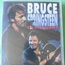 Vídeos y DVD Musicales: BRUCE SPRINGSTEEN - IN CONCERT MTV UNPLUGGED - DVD - PRECINTADO. Lote 55148010