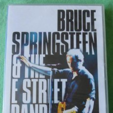 Vídeos y DVD Musicales: BRUCE SPRINGSTEEN AND THE E STREET BAND- LIVE IN NEW YORK CITY - DVD - PRECINTADO. Lote 55148053