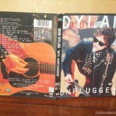 Vídeos y DVD Musicales: BOB DYLAN - UNPLUGGED - DVD MUSICA . Lote 55946976
