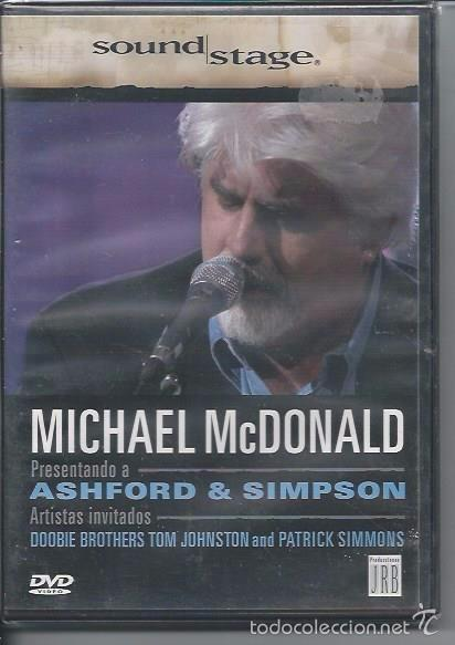 SOUND STAGE -MICHAEL MC DONALD (Música - Videos y DVD Musicales)
