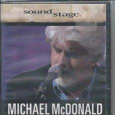 Vídeos y DVD Musicales: SOUND STAGE -MICHAEL MC DONALD. Lote 56025546