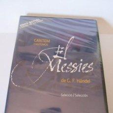 Vídeos y DVD Musicales: DVD EL MESSIES G.F .HANDEL CATEDRAL DE MALLORCA AÑO 2006 NUEVO PRECINTADO. Lote 56164559