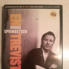 Vídeos y DVD Musicales: BRUCE SPRINGSTEEN CD-VCD ENTREVISTA ROLLING STONE EXCLUSIVA THE RISING. Lote 56191738