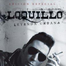 Vídeos y DVD Musicales: LOQUILLO * DVD * LEYENDA URBANA (EDICIÓN ESPECIAL) * PRECINTADO!!. Lote 89082214