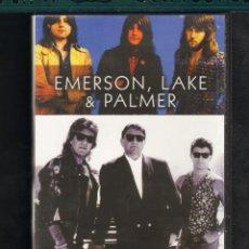 Vídeos y DVD Musicales: CINE GOYO - DVD - EMERSON, LAKE & PALMER - C'EST LA VIE *BB99 +. Lote 23598311