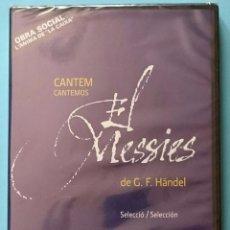 Vídeos y DVD Musicales: CANTEMOS EL MESÍAS G. F. HAENDEL CATEDRAL DE MALLORCA DIRECTO. Lote 56537035