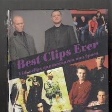 Vídeos y DVD Musicales: BEST CLIPS EVER. AÑO 1991. SIN DESPRECINTAR. Lote 89675600