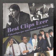 Vídeos y DVD Musicales: BEST CLIPS EVER. AÑO 1985. SIN DESPRECINTAR. Lote 56828673