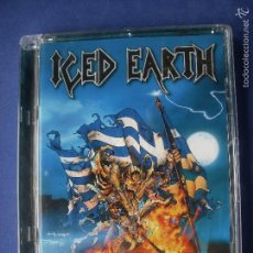 Vídeos y DVD Musicales: ICED EARTH ALIVE IN ATHENS DVD CENTURY MEDIA UK NUEVO¡¡. Lote 57518663