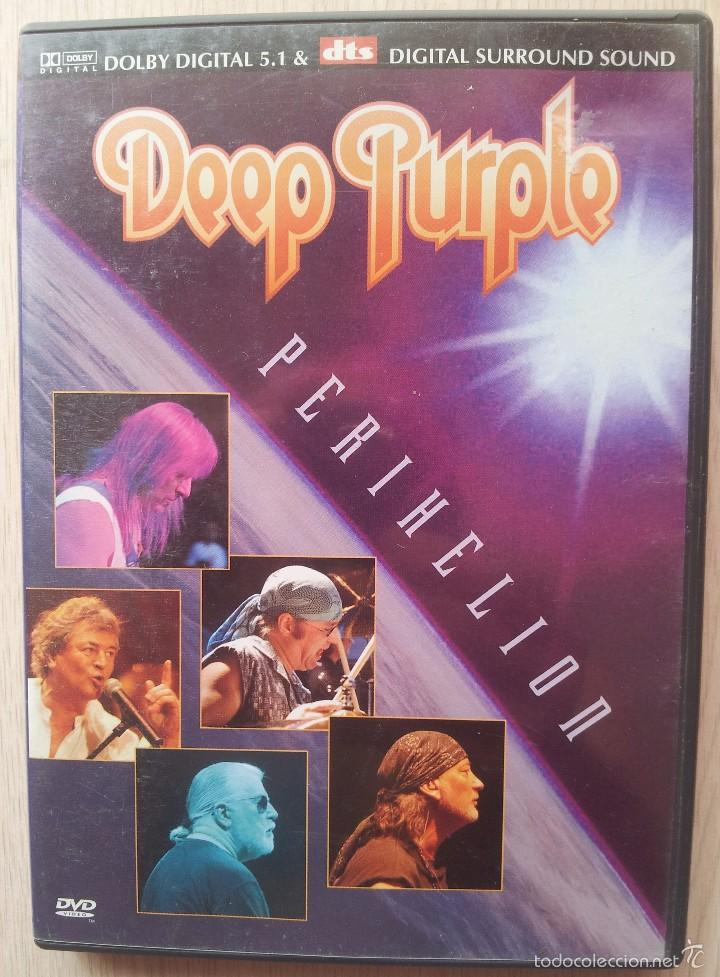 DEEP PURPLE - PERIHELION - DVD (Música - Videos y DVD Musicales)