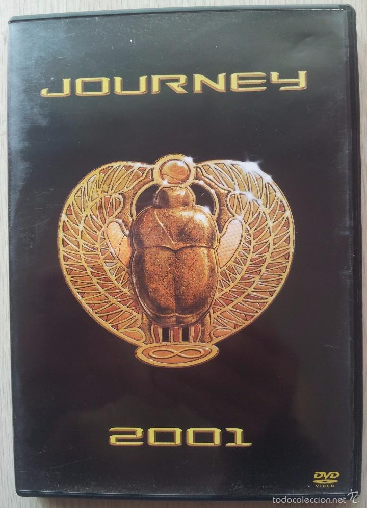 JOURNEY - 2001 - DVD (Música - Videos y DVD Musicales)
