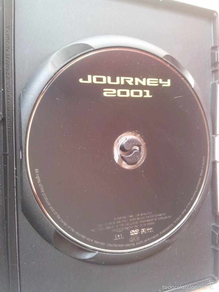 Vídeos y DVD Musicales: JOURNEY - 2001 - DVD - Foto 3 - 57665299