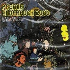 Vídeos y DVD Musicales: DVD PREMIS ENDERROCK 2006 ELS MILLORS VIDEOCLIPS DE L´ANY (PRECINTADO). Lote 57748321