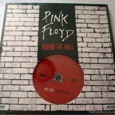 Vídeos y DVD Musicales: DVD PINK FLOYD ¨BEHIND THE WALL¨ (PRECINTADO). Lote 58152275