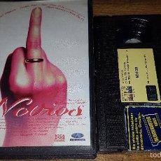 Vídeos y DVD Musicales: VHS NOVIOS MONICA NARANJO CANDELA PEÑA MARIA BARRANCO JUANJO PUIGCORBE JUAN DIEGO BOTTO. Lote 86475440