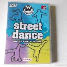Vídeos y DVD Musicales: STREET DANCE - 2006 - MTV. Lote 58205140