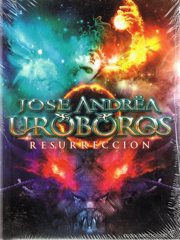 DVD JOSE UROBOROS ¨RESURRECCIÓN¨ (PRECINTADO) (Música - Videos y DVD Musicales)