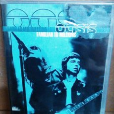 Vídeos e DVD Musicais: OASIS - FAMILIAR TO MILLIONS - DVD NUEVO PRECINTADO. Lote 58509949